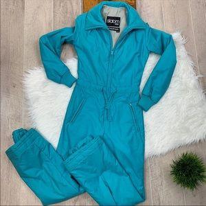 Slalom | Vintage Snow Suit